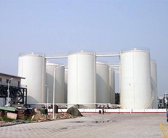 33000吨罐区油罐、消防水罐防腐保温及配套管线制安